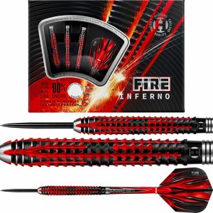 Fire Inferno 90% Tungsténio – ( 21gr; 22gr; 23gr; 24gr; 25gr; 26gr )