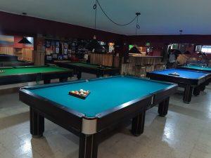 Aluguer de Mesas de Pool